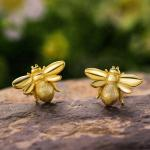 на фото (Sterling Silver 925+Gold Plated 18k)
