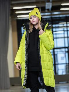 желтый неон-черный