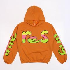 оранжевый