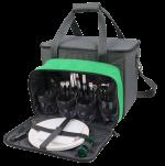 4200-4 пивная сумка с посудой с рисунком