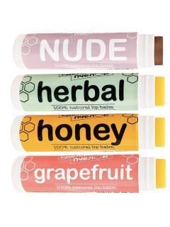 -NUDE/ HERBAL/ HONEY/  GRAPEFRUIT