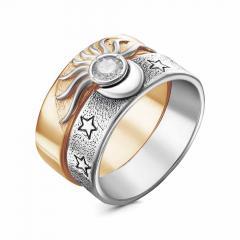 Серебрение с оксидированием, позолота