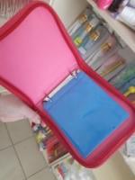 -Синий, розовый, сиреневый, оранжевый, красный