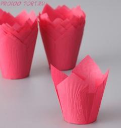 -темно-розовый