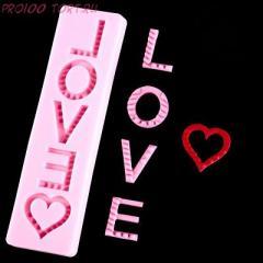 -Молд силиконовый Love