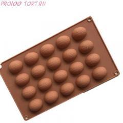-Форма для шоколада и карамели ГРЕЦКИЙ ОРЕХ