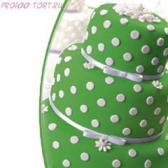 -зеленая