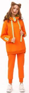 -оранжевый