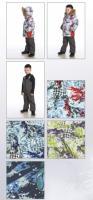 Lime-Lilac Print/Grafit