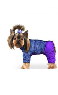 -Вязка фиолетовая